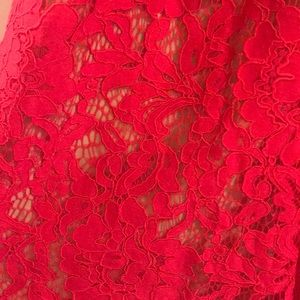 Lush Dresses - Red cocktail dress. Size small. Worn once